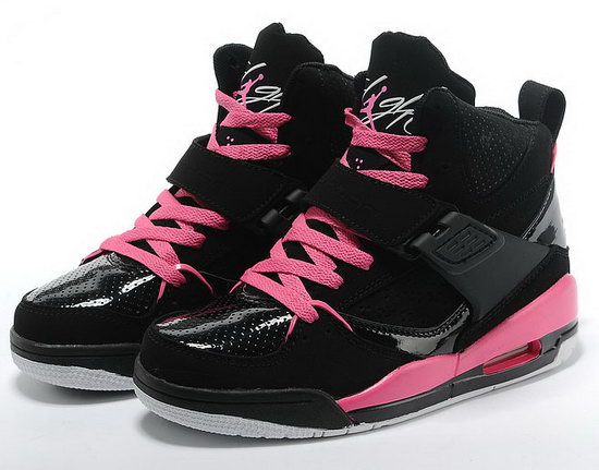 Womens Air Jordan Retro 4.5 Black Pink Promo Code