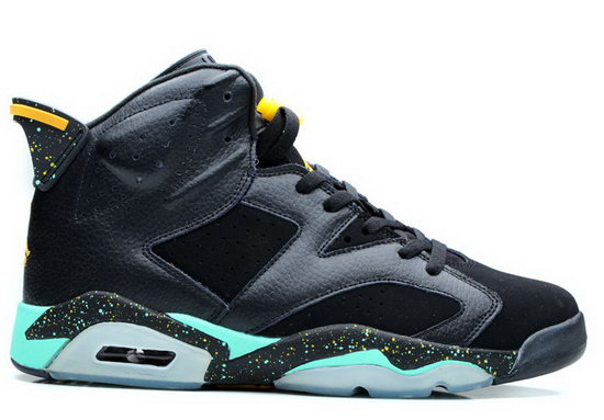 Womens Air Jordan Retro 6 Black Jade Review