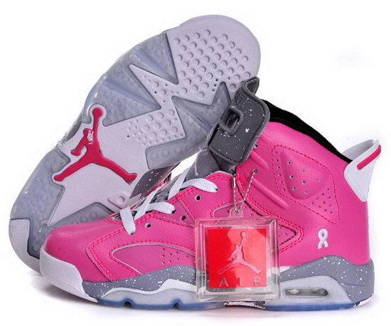 Womens Air Jordan Retro 6 Pink White Coupon Code