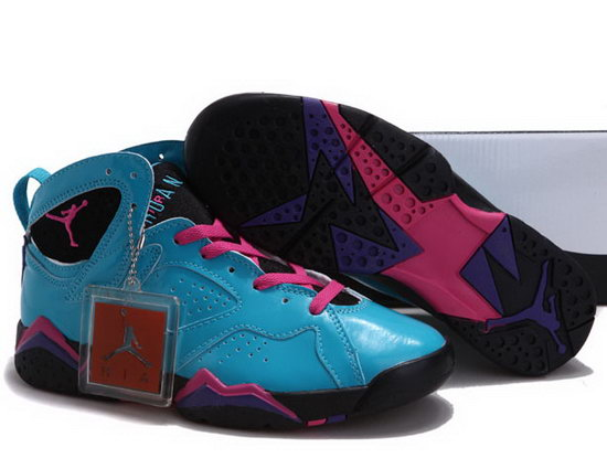 Womens Air Jordan Retro 7 Jade Pink Usa