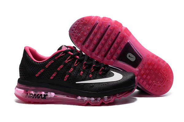 Womens Air Max 2016 Black Pink Shoes Ireland