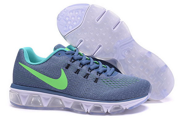 Womens Cheap Air Max Tailwind 8 Grey Green Blue Closeout