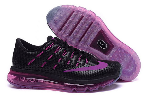 Womens Cheap Nike Air Max 2016 Purple Black Best Price