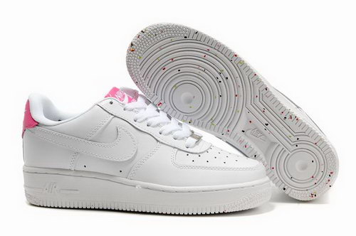 Womens Nike Air Force 1 25th Low Shoes White Factory