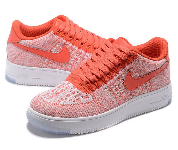 Womens Nike Air Force 1 Flyknit Low Watermelon Red Canada
