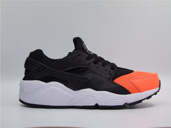Womens Nike Air Huarache Black Orange 36-40 Wholesale