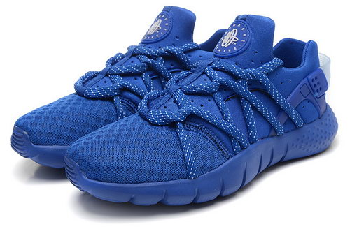 Womens Nike Air Huarache Nm All Blue Low Price