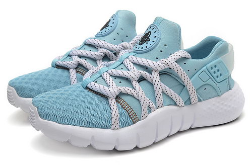 Womens Nike Air Huarache Nm Light Blue Poland