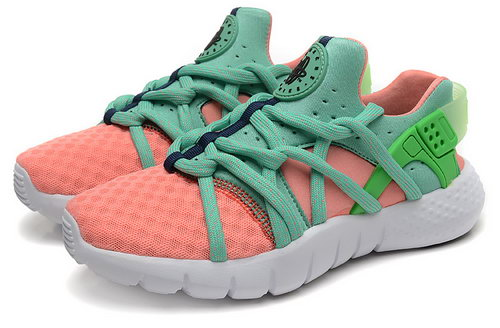 Womens Nike Air Huarache Nm Pink Green Sale