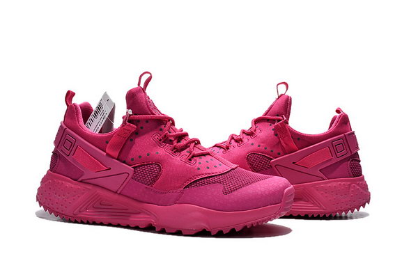 Womens Nike Air Huarache Utility All Pink 36-39 Netherlands