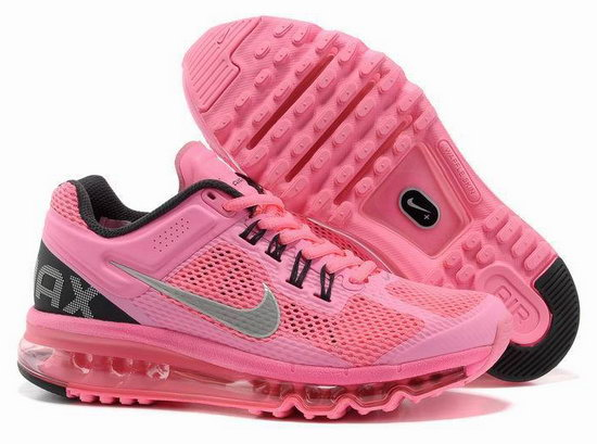 Womens Nike Air Max 2013 Pink Low Cost