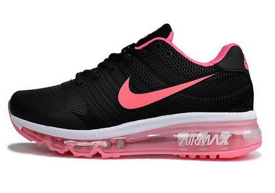 Womens Nike Air Max 2017 Kpu Ii Black Pink Low Cost