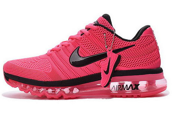 Womens Nike Air Max 2017 Kpu Pink Black Netherlands