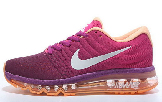 Womens Nike Air Max 2017 Pink Purple Usa