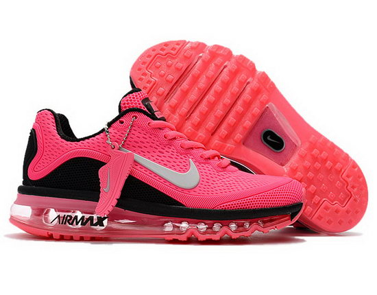 Womens Nike Air Max 2017.5 Pink Black Japan
