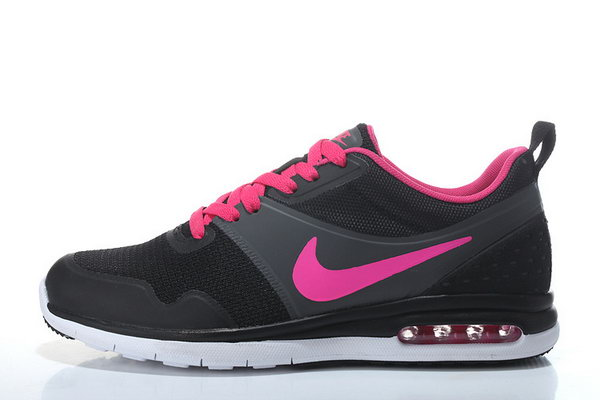 Womens Nike Air Max 87 Sb Black Pink