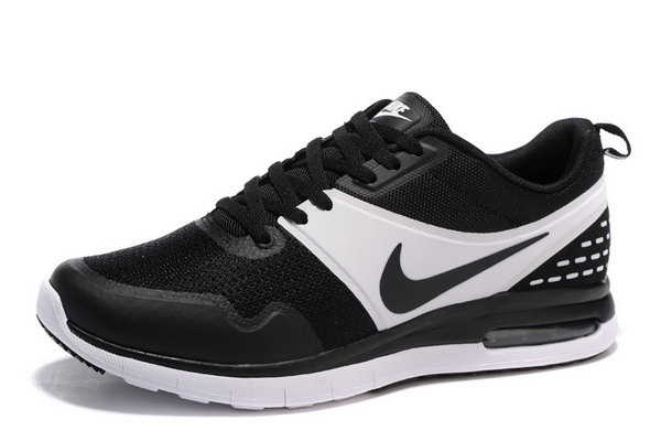 Womens Nike Air Max 87 Sb Black White Factory Store