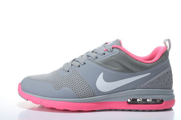 Womens Nike Air Max 87 Sb Lihgt Grey White Pink Ireland