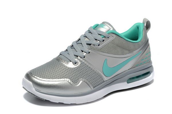 Womens Nike Air Max 87 Sb Sliver Grey Green Norway
