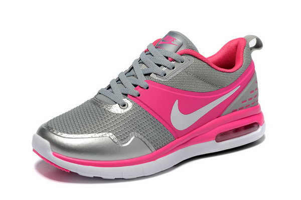 Womens Nike Air Max 87 Sb Sliver Pink White Spain