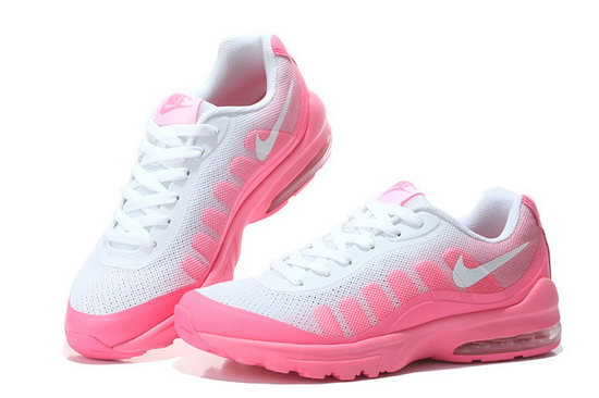 Womens Nike Air Max 95 Invigor Print Pink White 36-40 Sweden