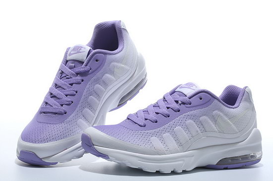 Womens Nike Air Max 95 Invigor Print Purple White Jade 36-40 Uk