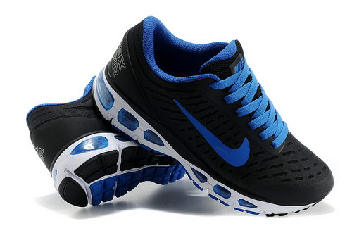 Womens Nike Air Max Tailwind 5 Black Blue Greece