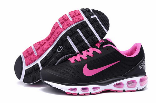 Womens Nike Air Max Tailwind 5 Black Pink Online