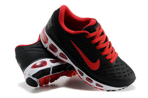 Womens Nike Air Max Tailwind 5 Black Red Hong Kong