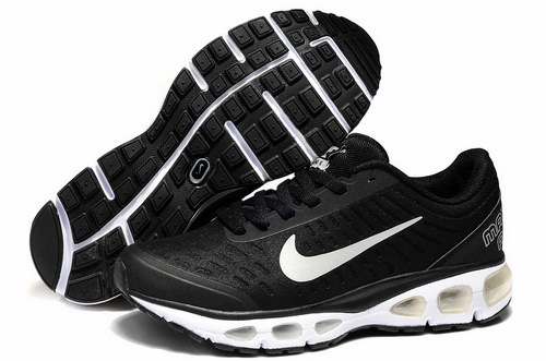 Womens Nike Air Max Tailwind 5 Black White France