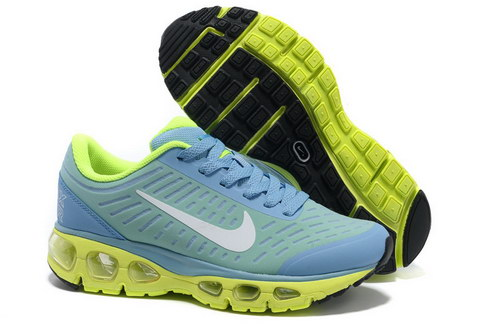 Womens Nike Air Max Tailwind 5 Blue Green Taiwan