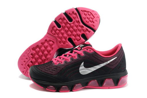 Womens Nike Air Max Tailwind 6 Black Pink Switzerland