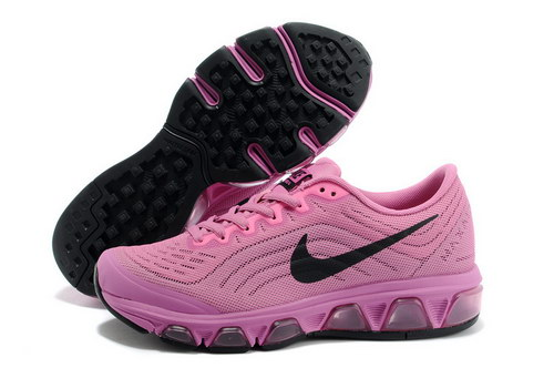 Womens Nike Air Max Tailwind 6 Pink Black For Sale