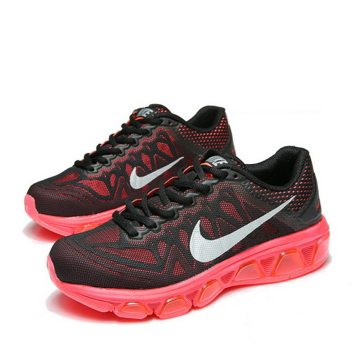 Womens Nike Air Max Tailwind 7 Blak Red Discount Code
