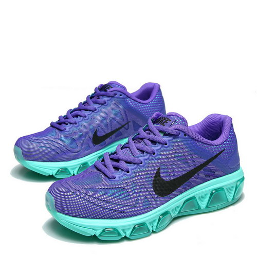 Womens Nike Air Max Tailwind 7 Purple Black