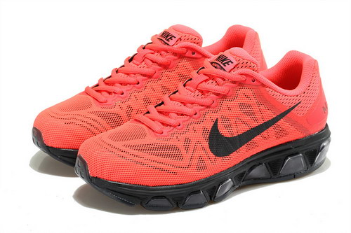 Womens Nike Air Max Tailwind 7 Red Black Factory Store