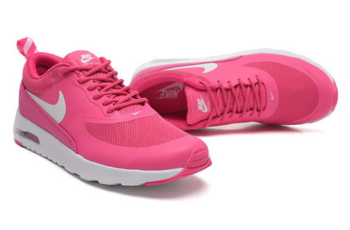Womens Nike Air Max Thea Pink White Norway