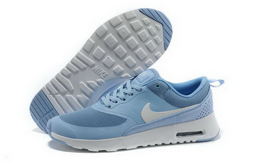 Womens Nike Air Max Thea Water Blue Factory Outlet