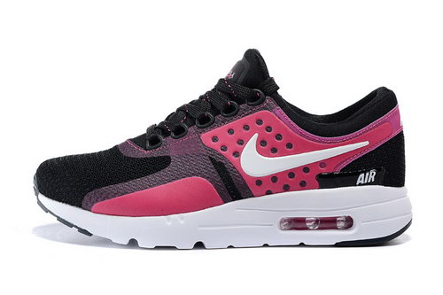 Womens Nike Air Max Zero Black Green White Online