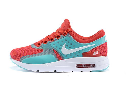 Womens Nike Air Max Zero Red Green White France