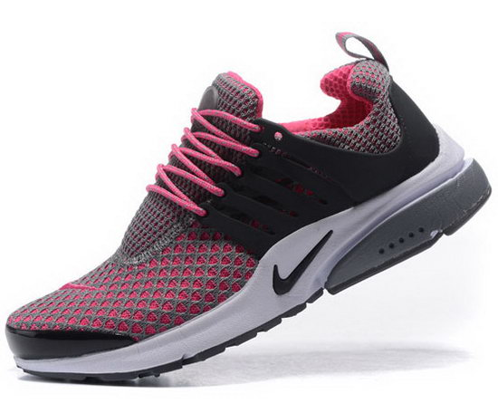 Womens Nike Air Presto Flyknit Grey Pink 36-39 Online Store