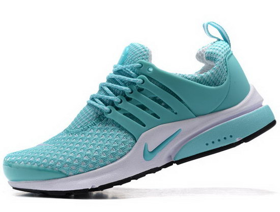 Womens Nike Air Presto Flyknit Mint Green 36-39 Portugal