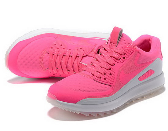 Womens Nike Air Zoom 90 It Pink White Hong Kong