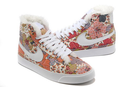 Womens Nike Blazer High Babysbreath Feathers China