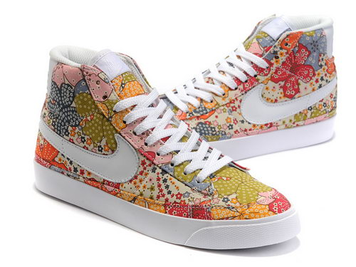 Womens Nike Blazer High Babysbreath Ireland