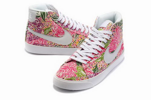 Womens Nike Blazer High Pitaya Norway