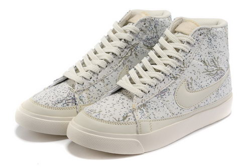 Womens Nike Blazer High Snow Factory Outlet