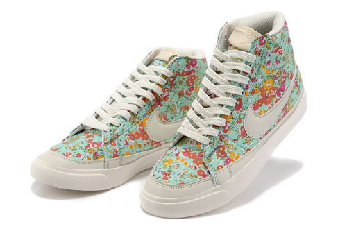 Womens Nike Blazer Hight Broken Flower New Zealand