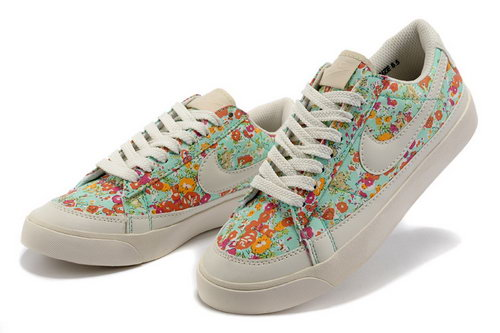 Womens Nike Blazer Low Broken Flower Sweden