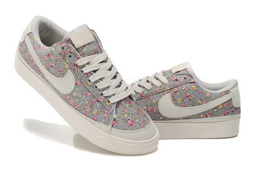 Womens Nike Blazer Low Carnation Uk